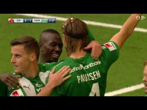 Djurgårdens IF - Hammarby 1-1 (2017-09-24)