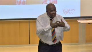 "Jonathan Jansen - ""The Role of Higher Education in the Development of South Africa"""