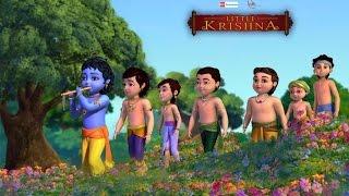 Little Krishna Tamil - Episode 4 Enchanted Picnic