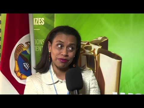 WSIS 2016 PRIZES WINNER: Elayne Whyte Presidential Social Council, Costa Rica.