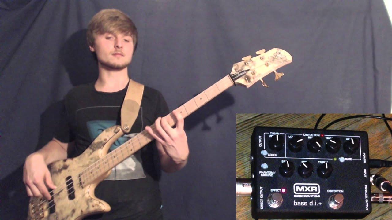 Bass Preamp Shootout Mxr Vs Tech 21 Sansamp Tc Electronic Spectradrive Efek Did You Know