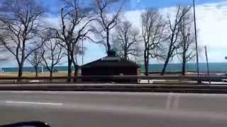 Lakeshore drive и День Святого Патрика