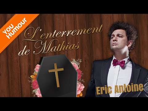 ERIC ANTOINE - L'enterrement de Mathias