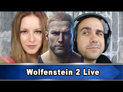 Wolfenstein 2 Live