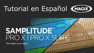 Tutorial de Samplitude en Español