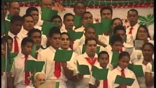 xmas 2013 ccjs combined choir sei alalaga fiafia
