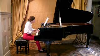 To all Belarusians fighting for freedom - From 'Landscapes' by Galina Gorelova - Olga Stezhko piano