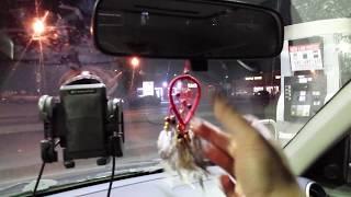 Car Life Hack Rear View Mirror Decoration
