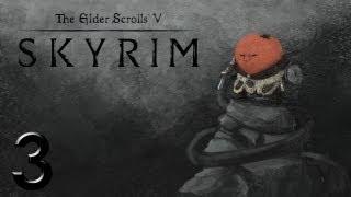 Путешествие TES: Skyrim: #3 Ветреный Пик