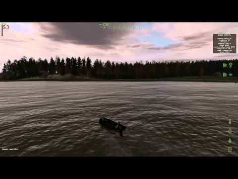 DayZ | PBX Voyage | Part 1 Sailing off the edge of the World!