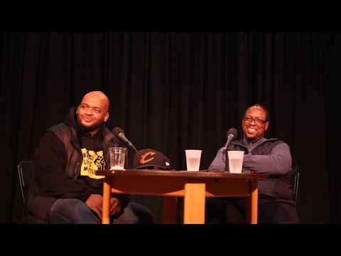 Kiese Laymon & Mark Anthony Neal - 'Heavy: An American Memoi