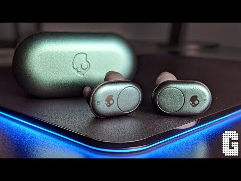 First Look! : Skullcandy Push True Wireless Earbuds REVIEW