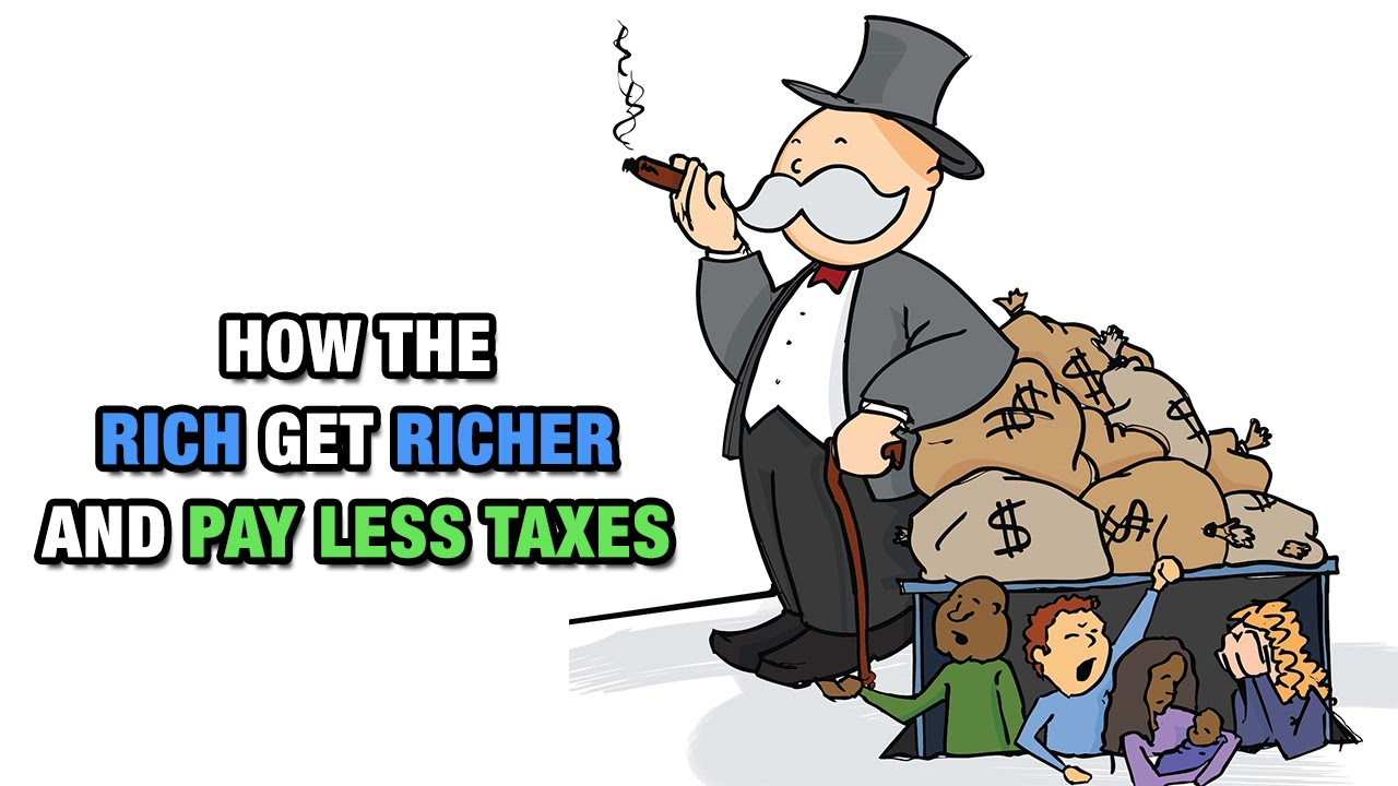 the rich get richer essay In the years since the great recession of 2008, our nation has, on average, made great strides towards economic recovery on average in reality, all of the money has.