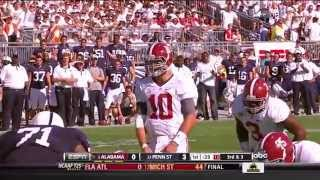2011 #3 Alabama vs. #23 Penn State (HD)