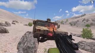 Arma 3 - TUSHINO - Action moments #12