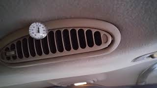 1999 Dodge Ramcharger A/C