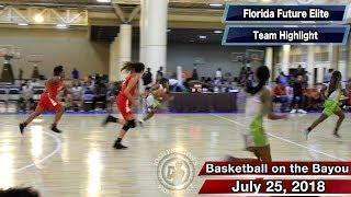 Florida Future Elite - Basketball on the Bayou Highlights