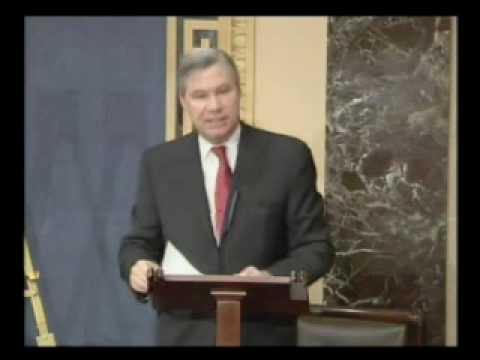 20071207 - senator sheldon whitehouse - part 1