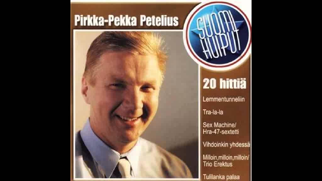 Pirkka Pekka Petelius Youtube
