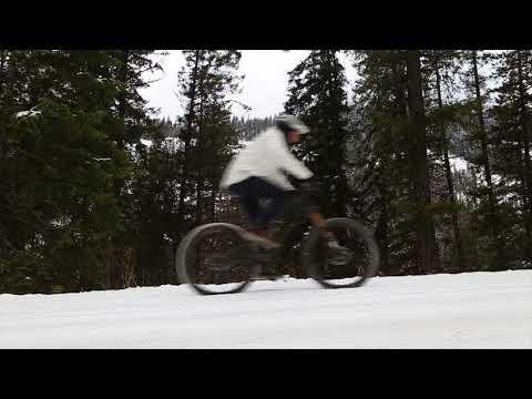 Ledges - Kokanee Provincial Park, Nelson, BC (mountain biking)