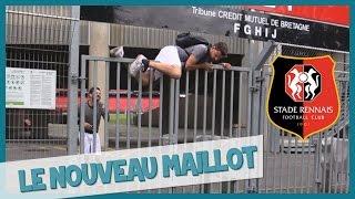 Video EXCLU - Le nouveau maillot du Stade Rennais - Les Inachevés download MP3, 3GP, MP4, WEBM, AVI, FLV November 2017
