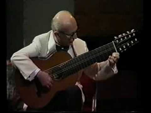 Narciso Yepes - Gallarda y Canarios by Gaspar Sanz