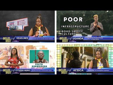 AFRICA: Sandal-Man, the Senegalese superhero (Episode 31 Season 5 - English)