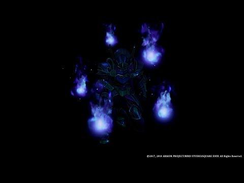 DRAGON QUEST XI - Restless Knight Boss Fight