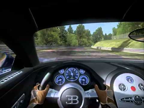 Bugatti Veyron Top Speed ; 357 km /hr - YouTube