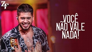 Zé Felipe - Você Não Vale Nada (Clipe Oficial)