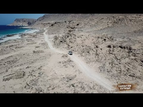 Overland Oman Coast Part 5 Shekhat to Mirbat