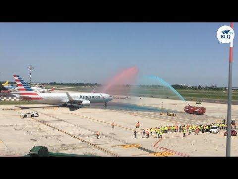 Al Via Il Nuovo Volo Per Philadelphia Con American Airlines!