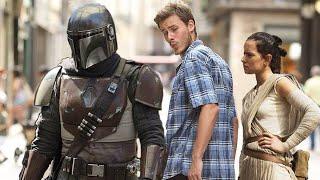 MANDALORIAN Episode 1 REVIEW SPOILERS / Disney Plus / Mark Hamill Talks Sh!T on Rise of Skywalker