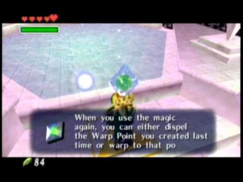 The Legend of Zelda Ocarina of Time - All Great Fairy Fountain Locations - Full HD.wmv