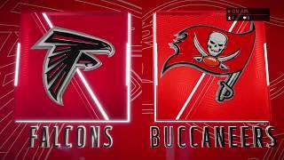 Madden 20 Simulation - Atlanta Falcons vs Tampa Bay Buccaneers - Simulation Nation
