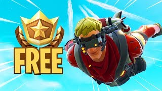 COMMENT GET A FREE SKIN AND BATTLE STARS! - Fortnite: Bataille Royale