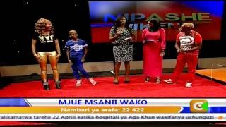 Mjue Msanii Wako Kanda King na Familia Yake