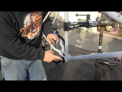American Bottom Bracket - Crank Conversion - Part 1.1 - BikemanforU