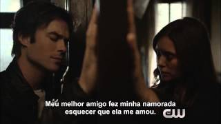 "The Vampire Diaries 6x06 Extended Promo ""The More You Ignore Me, the Closer I Get"" HD [LEGENDADO]"
