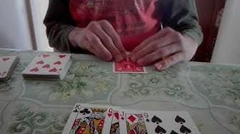 Serijal kartaških igara počinje: KAKO SE IGRA AJNC (KAFANSKA VERZIJA)