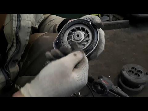 Видео обзор: Шлифмашина эксцентриковая BOSCH GEX 125 AC