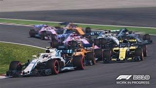 F1 2018 : MODE CARRIÈRE FR