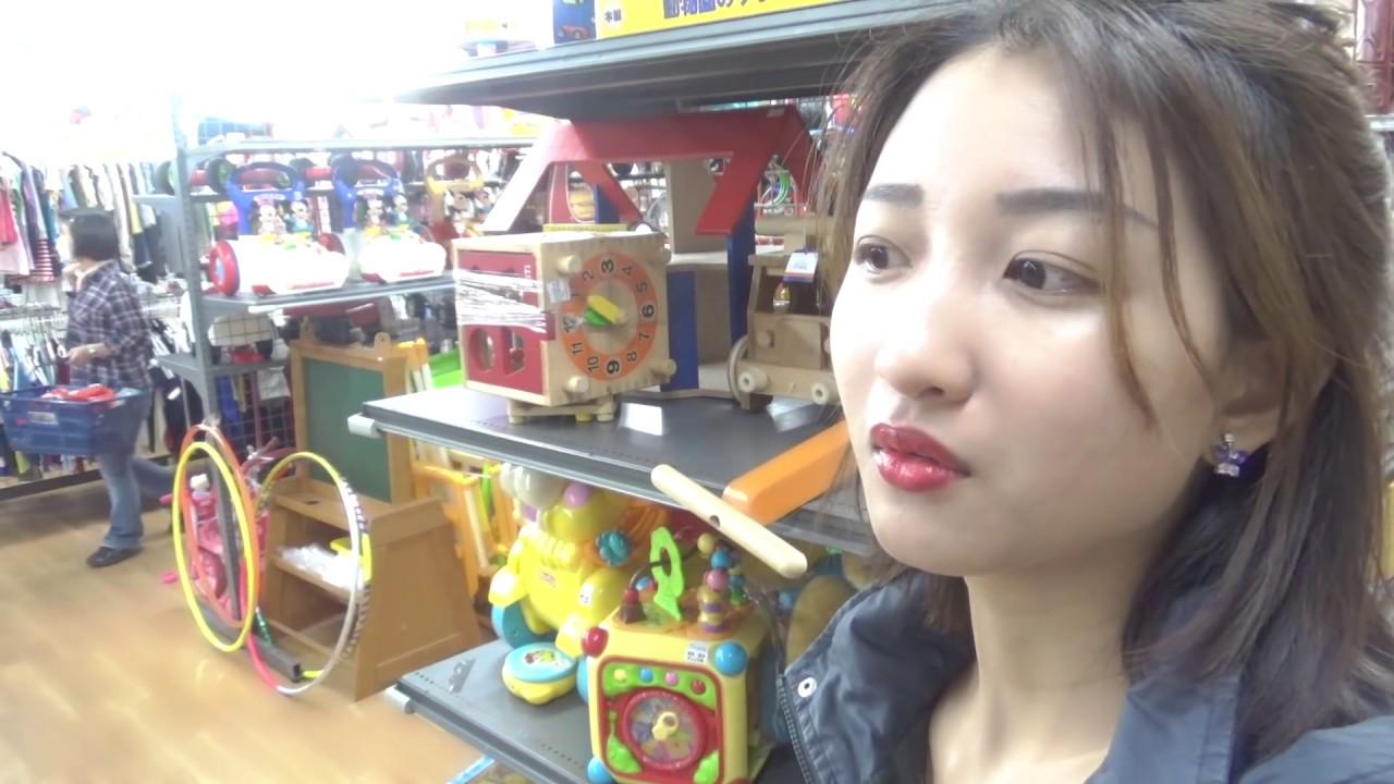 [JP viva] Nhung đi bán đồ cũ ở Nhật kiếm tiền