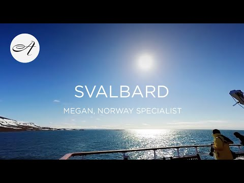 My travels in Svalbard - an Arctic cruise with Audley Travel