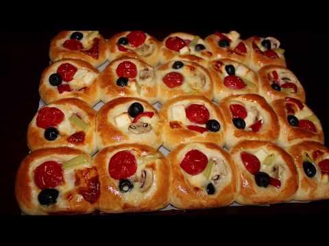 Pizza Bulka Resepti .