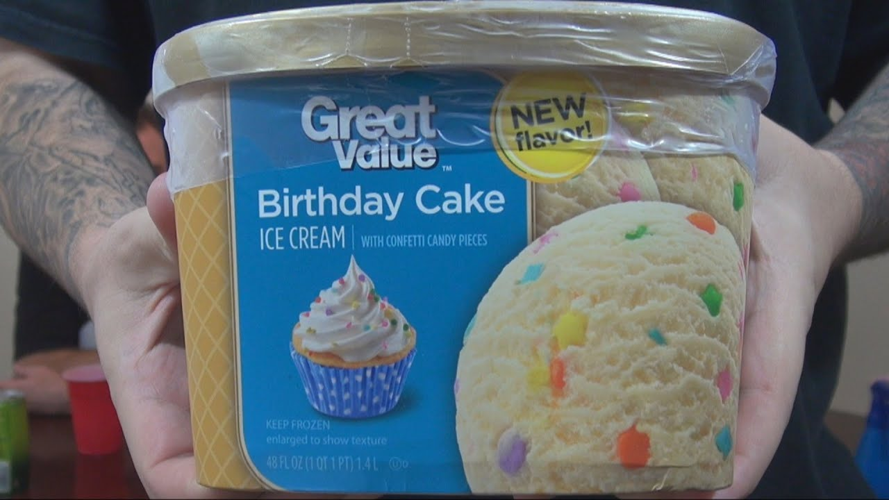 Ice Creamed Pants Great Value Birthday Cake Cream Youtube Jpg 1280x720