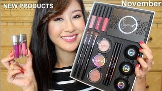 New Products I've Tried! - November (Sigma Enlight Collection Overview) Thumbnail