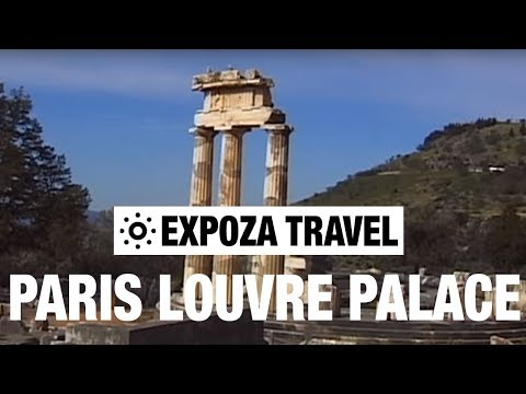 Paris Louvre Palace Vacation Travel Video Guide