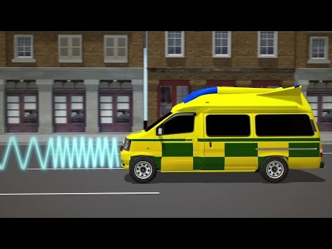 Stockholm trials FM radio ambulance alert system