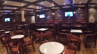 Crown & Castle Pub Walkthrough on the Serenade of the Seas | GoPro Hero 5
